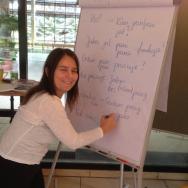 Dziękujemy i serdecznie witamy, MitarbeiterInnen der Verwaltungen lernen Polnisch